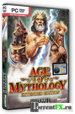 Age of Mythology: Extended Edition [v 1.9.2975] (2014) РС | RePack от a1chem1st