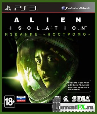 Alien: Isolation (2014) PS3 [4.53+]