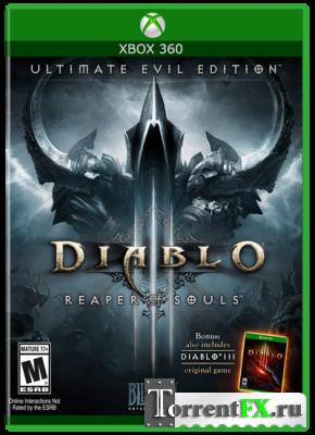 Diablo III: Reaper of Souls - Ultimate Evil Edition (2014) XBOX360 [LT+ 3.0]