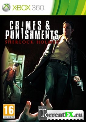 Sherlock Holmes: Crimes & Punishments (2014) Xbox 360 [LT+1.9]