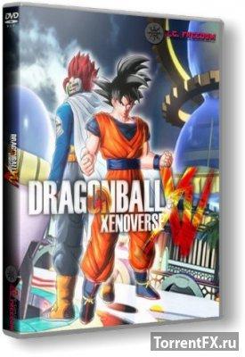 Dragon Ball: Xenoverse (2015) PC | RePack от R.G. Freedom