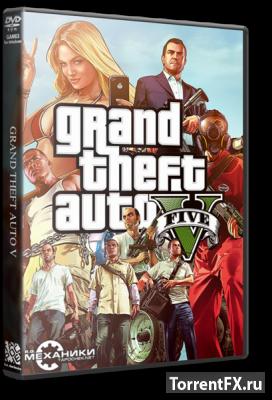 GTA 5 / Grand Theft Auto V (2015/Update 4) RePack от R.G. Механики