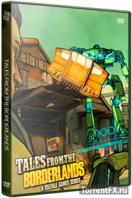 Tales from the Borderlands: Episode 1-3 (2014) PC | RePack от R.G. Catalyst