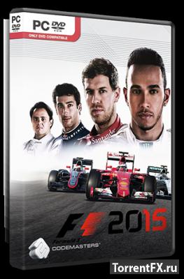 F1 2015 (2015 / Update 3) RePack от R.G. Steamgames