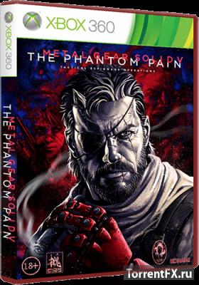 Metal Gear Solid V: The Phantom Pain (2015) XBOX360 [LT+3.0]