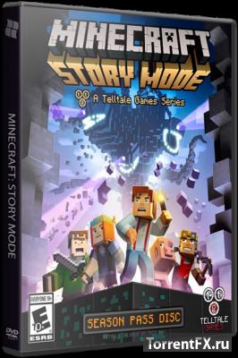 Minecraft: Story Mode - A Telltale Games Series. Episode 1-2 (2015) PC | Лицензия