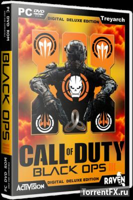 Call of Duty: Black Ops 3 (2015 / Update 3) RePack от xatab