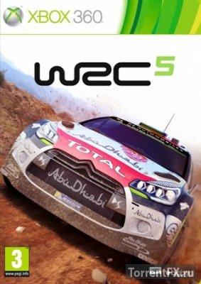 WRC 5 (2015) Xbox360 [LT+3.0]