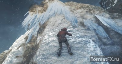 Rise of the Tomb Raider (2015/RUS) Xbox360 [FREEBOOT]