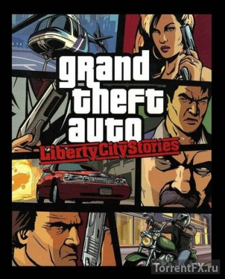 Grand Theft Auto: Liberty City Stories (2016)