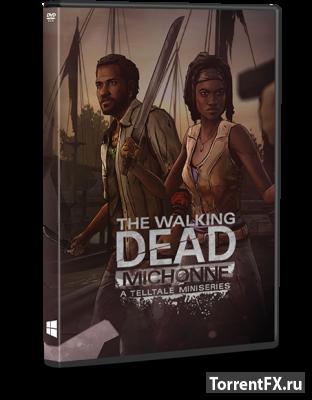 The Walking Dead: Michonne - Episode 1 (2016) PC | Лицензия