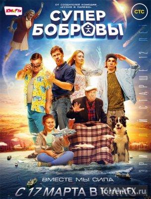 СуперБобровы (2015) WEB-DL 720p | iTunes