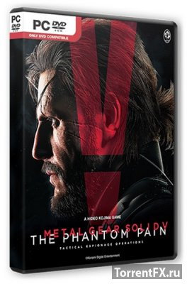 Metal Gear Solid V: The Phantom Pain [v 1.0.0.5] (2015) RePack от R.G. Games