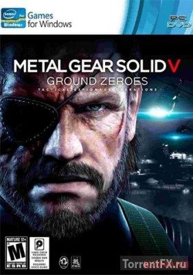 Metal Gear Solid V: Ground Zeroes [v 1.005] (2014) RePack от SEYTER