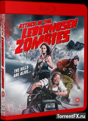 Атака зомби в кожаных штанах (2016) HDRip
