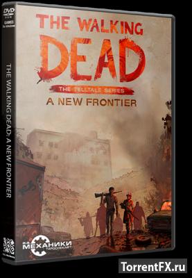The Walking Dead: A New Frontier - Episode 1-2 (2016) RePack от R.G. Механики