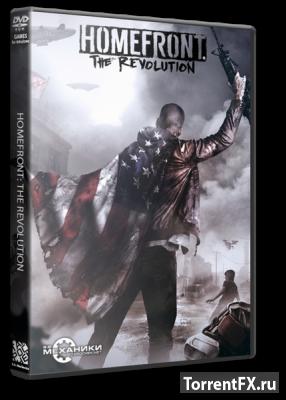 Homefront: The Revolution - Freedom Fighter Bundle (2016) RePack от R.G. Механики