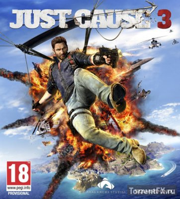Just Cause 3: XL Edition [v 1.05 + DLC's] (2015) RePack от xatab