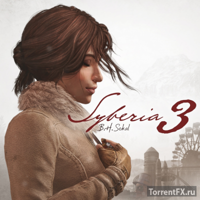 Syberia 3: Deluxe Edition (2017) RePack от xatab