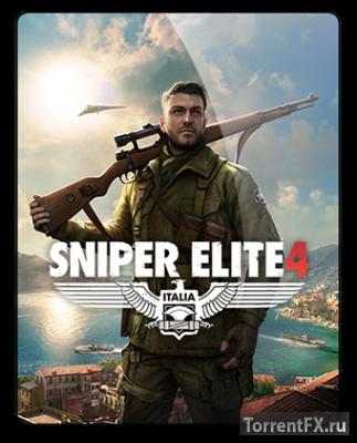 Sniper Elite 4: Deluxe Edition [v 1.4.1 + DLCs] (2017) RePack от qoob