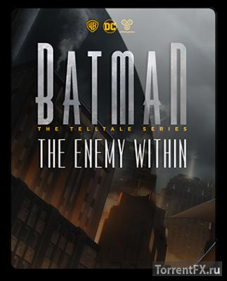 Batman: The Enemy Within - Episode 1 (2017) RePack от qoob