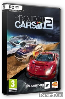 Project CARS 2: Deluxe Edition (2017) RePack от VickNet