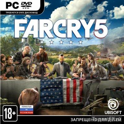 Far Cry 5 (2018) Repack от xatab