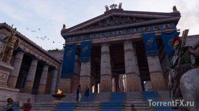Assassin's Creed: Odyssey - Ultimate Edition [v 1.0.6 + DLCs] (2018) Repack от xatab